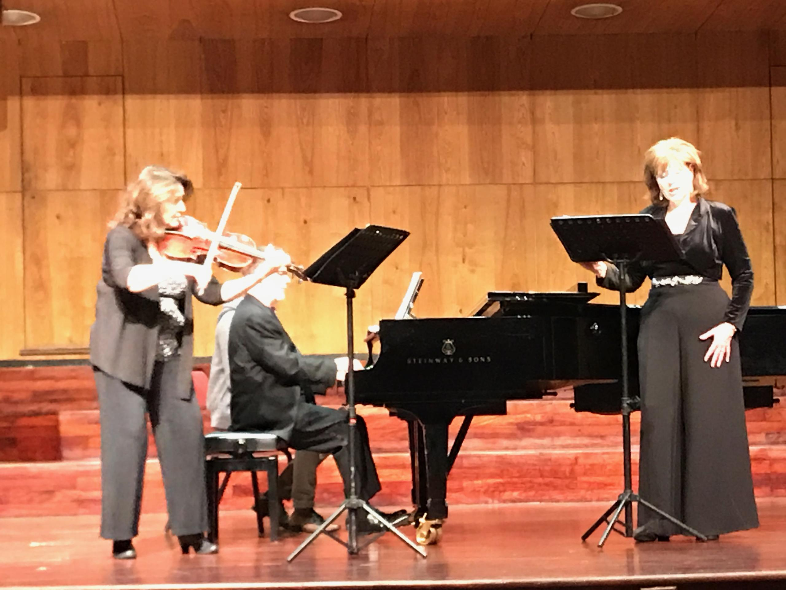 Festival Recital, Ames Asbell, viola and Joey Martin, piano